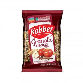 Granola de Cereais c/ Maçã e Canela Light (500g) - Kobber