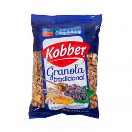 Granola Tradicional Mel, Passas e Castanhas (250g) - Kobber