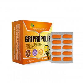 Griprópolis (400mg) 30 Cápsulas - Flora Nativa