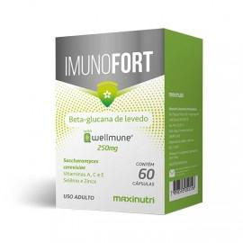 Imunofort 60 Cápsulas - Maxinutri