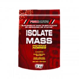 Isolate Mass (3kg) - Fisionutri
