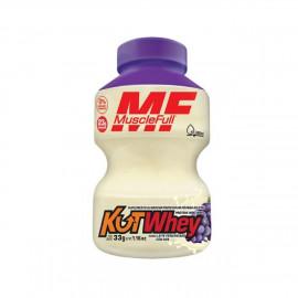 Kut Whey Dose Única (33g) - MuscleFull
