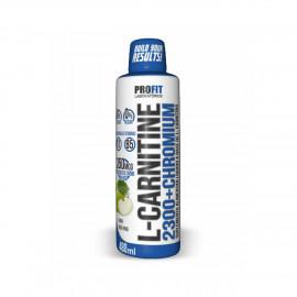 L-Carnitine 2300 + Chromium (480ml) - Profit