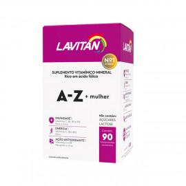 Lavitan A-Z Mulher (60 Cápsulas) - Cimed