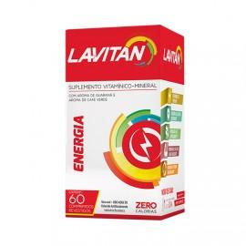 Lavitan Energia (60 Comprimidos) - Cimed