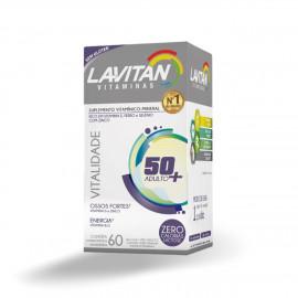 Lavitan Vitalidade 50+ (60 Comprimidos) - Cimed