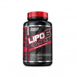 Lipo 6 Black Ultra Concentrado 30 Capsulas  - Nutrex