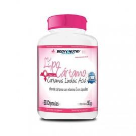 Lipo Cártamo 90 Cápsulas - Body Nutry
