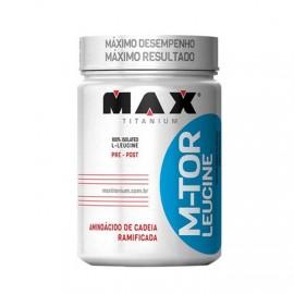 M - Tor Leucine 120 Cápsulas - Max Titanium