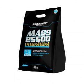 Mass 25500 Premium (3kg) - Body Nutry