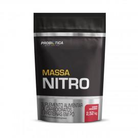 Massa Nitro Refil 2,52kg - Probiótica