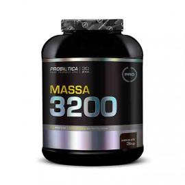Massa 3200 3kg Anticatabolic - Probiótica