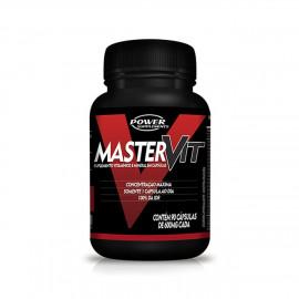 MasterVit (90 Cápsulas) - Power Supplements