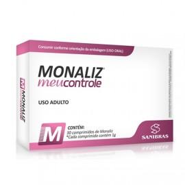 Monaliz Inibidor de Apetite 1g (30 Comprimidos) Power Supplements