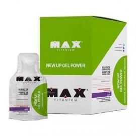 New Up Gel Power Caixa c/ 10 Sachês - Max Titanium