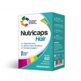 Nutricaps Hair (60 Cápsulas) - Maxinutri