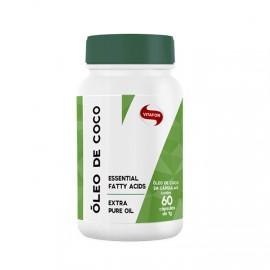 Oleo de Coco 60 capsulas - Vitafor