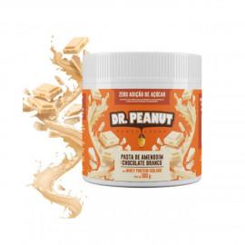 Pasta de Amendoim Chocolate Branco (500g) - Dr Peanut