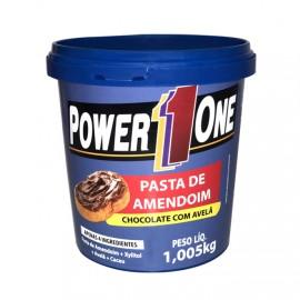 Pasta de Amendoim Chocolate com Avelã - Power 1One 1KG