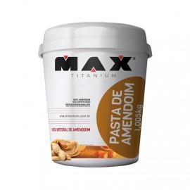 Pasta Integral de Amendoim 1,005kg - Max Titanium