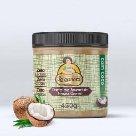 Pasta de Amendoim Integral Coco 1.005kg - La Ganexa