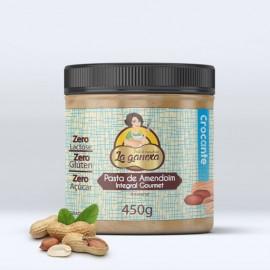 Pasta de Amendoim Integral Gourmet Crocante 1.005kg - La Ganexa