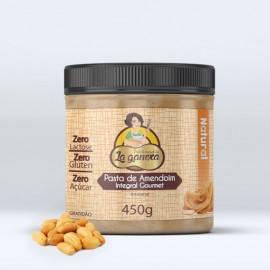 Pasta de Amendoim Integral Natural 1.005kg - La Ganexa