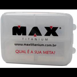 Porta Comprimidos – Max Titanium