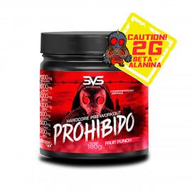 Prohibido Pré-Treino (180g) - 3VS