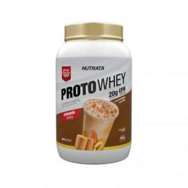 Protowhey 900g Amendoim - Nutrata