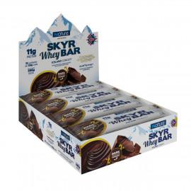 Skyr Bar Dark Chocolate Display c/ 12 Unidades - Nutrata