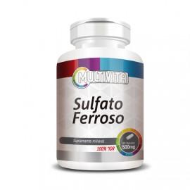 Sulfato Ferroso (60 Cápsulas) - Flora Nativa