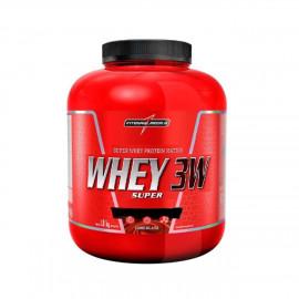 Super Whey 3W 1,8kg Chocolate - Integralmedica