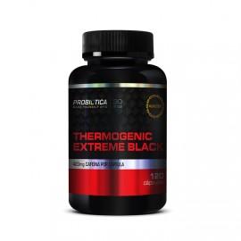 Thermogenic Extreme Black 120 Cápsulas - Probiotica