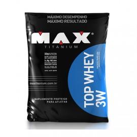 Top Whey 3w 1,8kg Refil - Max Titanium