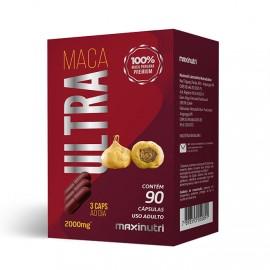 Maca Ultra 90 Cápsulas 2000mg - Maxinutri