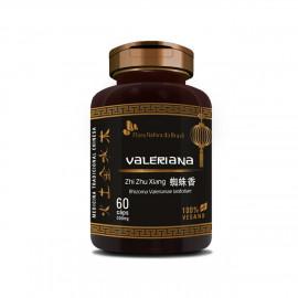 Valeriana MTC 500mg (60 Caps) - Flora Nativa