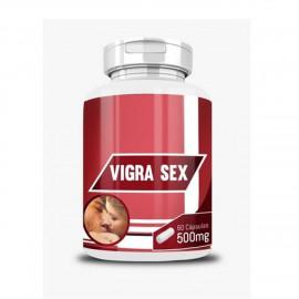 Vigra Sex (60 Cápsulas) - Flora Nativa