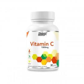 Vitamin C 1g (30) Tabs - Nutrex