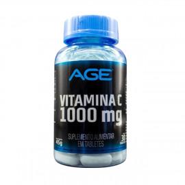 Vitamina C 1000mg 30 Tabs - AGE