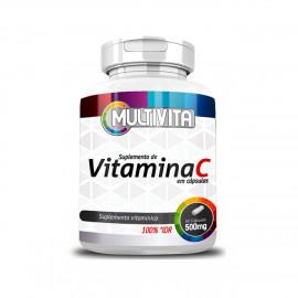 Vitamina C (60 Cápsulas) 500mg - Flora Nativa