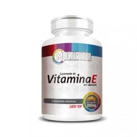 Vitamina E (60 Cápsulas) - Flora Nativa