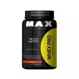 Whey Pró 1kg - Max Titanium