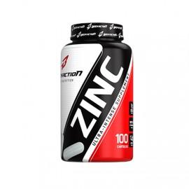 Zinc 100 cápsulas - Body Action