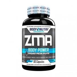 ZMA + Cromo 60 Cápsulas - Body Nutry